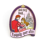 Aurora and Phillip Castle Happily Ever After Sleeping Beauty