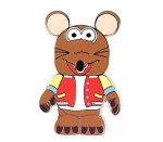 Rizzo Muppet Chaser Vinylmation Pin