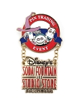20th Anniversary Nightmare Before Christmas Pin Event Soda Fountain