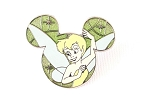 Tinker Bell - Characters on Mickey Icons