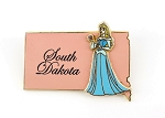 South Dakota State Character Aurora Sleeping Beauty