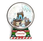 Cinderella Gingerbread Snow Globe Contemporary Resort 2018