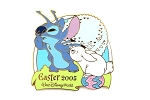 Stitch Spaceship Earth - Easter Bunny