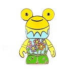 Sunny Afternoon Flowers Vinylmation Pin