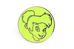 Tinker Bell Face Icon