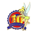 Tiker Bell 10 Years of Trading LE Disney Pin