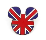 UK United Kingdom Flag Mickey Icon