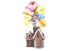 Pixar UP House with 3D Gem Balloons