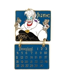 Ursula Villain Calendar June 2006 Dangle