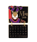 Frollo Villain Calendar May 2006 Dangle