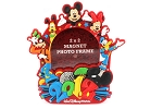 Fab 5 Magnetic Photo Frame 2012 WDW Parks